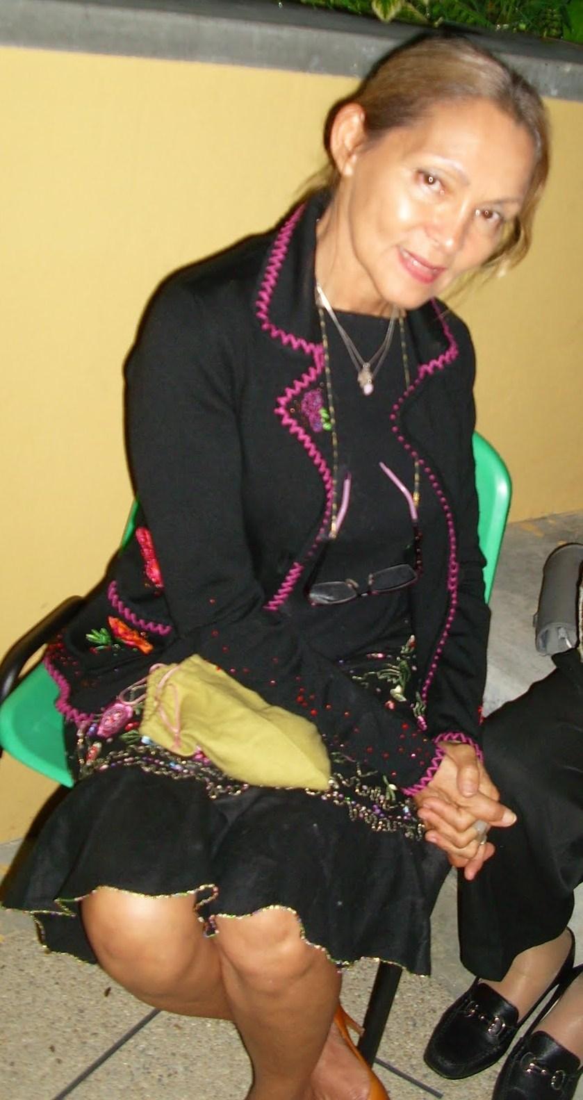 Carmen Maria Ravelo de Salge