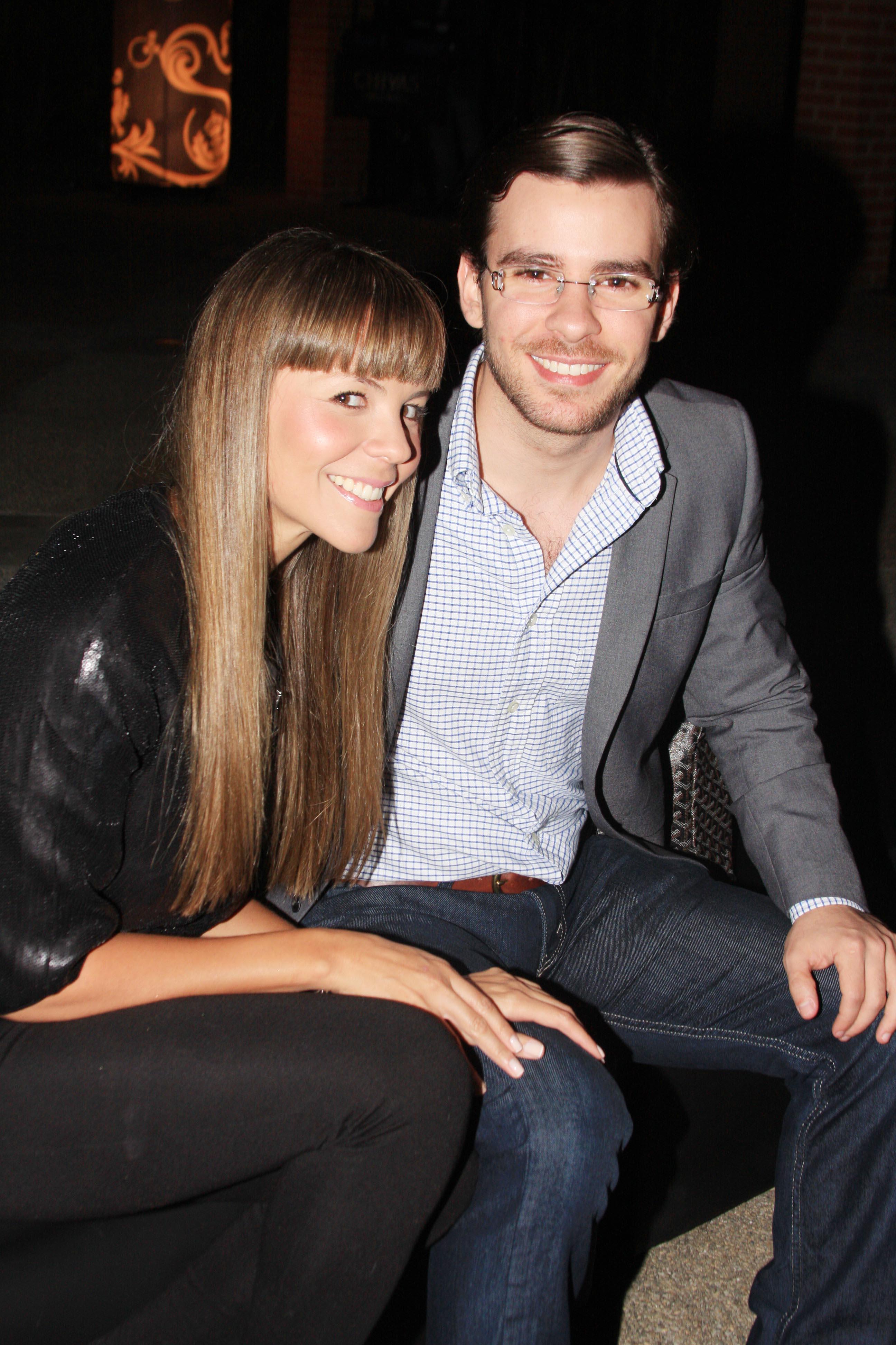 Norma Isava y Paul Perez
