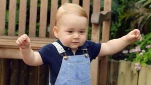Príncipe George. Foto Agencias