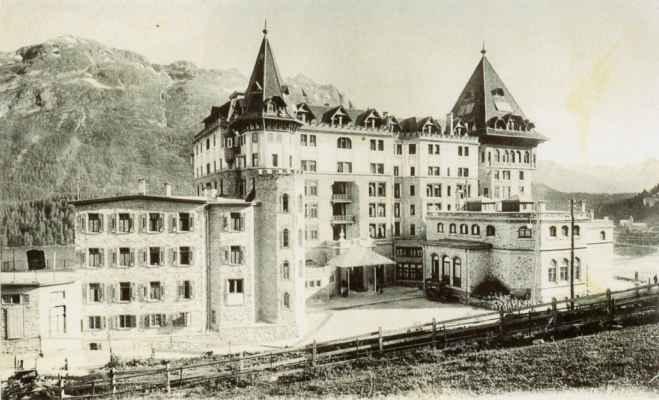 La estación invernal Suiza celebra siglo y medio de vida, St.Moritz cumplió 150 años de lujo blanco, ¡tan chic!!!