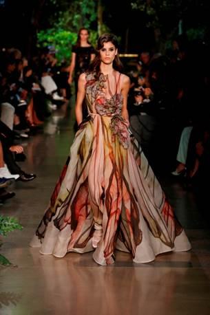 Elie Saab Alta Costura Primavera-Verano 2015