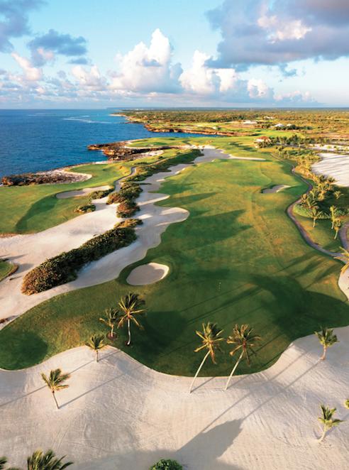 El  Paraíso de un golfista