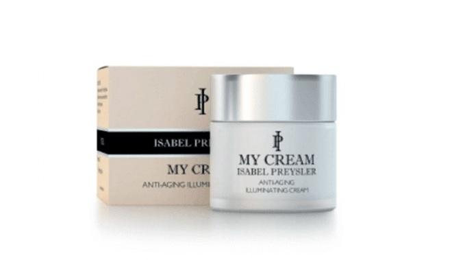 My cream
