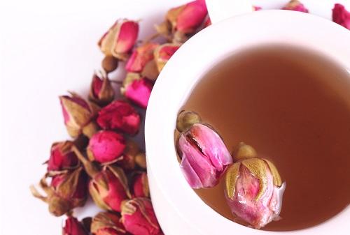 Te de rosas