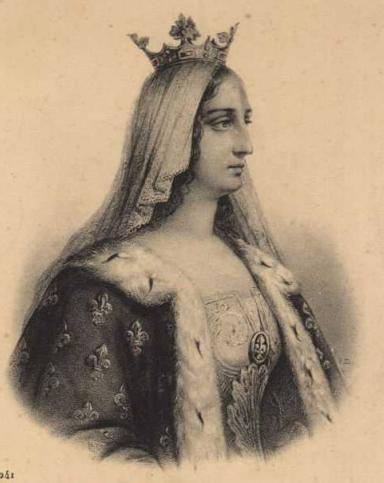 Blanca la princesa castellana que dio un rey santo a Francia