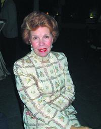 Tita Giménez Pocaterra de Mendoza