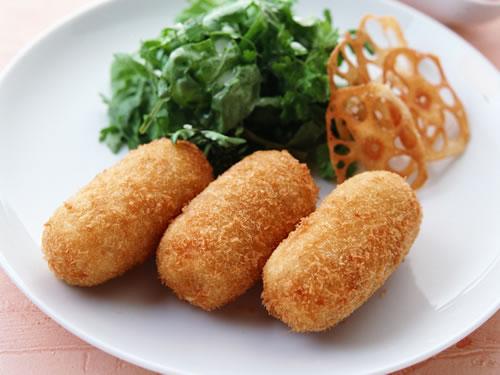 Deliciosas y super especiales croquetas de langosta