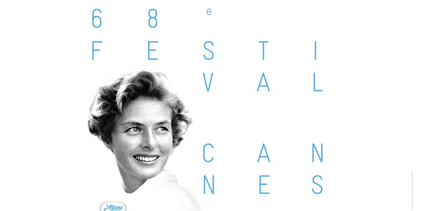 Poster oficial del Festival de Cannes 2015