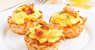 huevos canasta