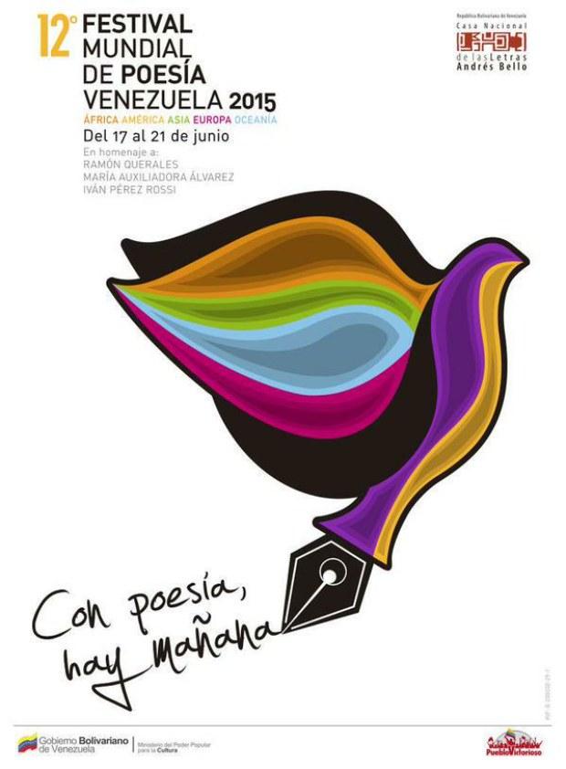 12 Festival Mundial de Poesía Venezuela 2015