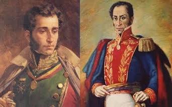 Bolivar y Sucre