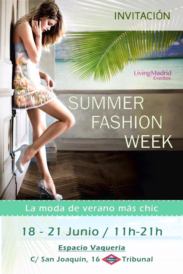 SUMMER FASHION WEEK 2015