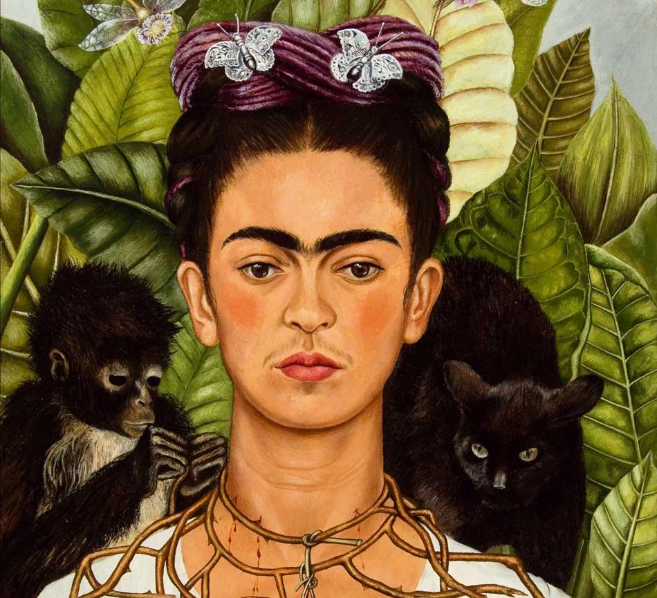 La Casa Azul de Frida Kahlo en el Jardín Botánico de Nueva York