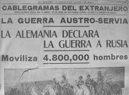 GUEERRA MUNDIAL