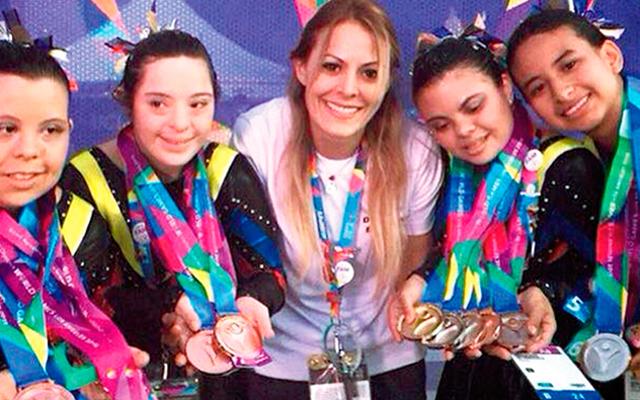 Venezuela conquistó 84 medallas en las Olimpiadas Especiales 2015