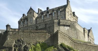 edimburg castle