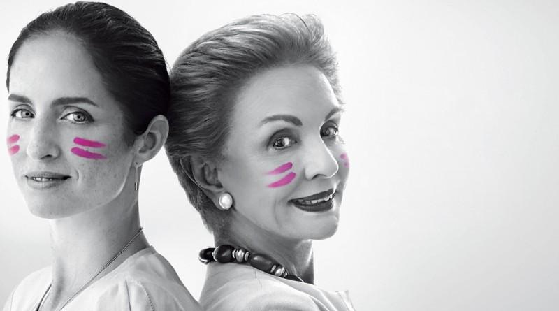 Carolina herrera e hija