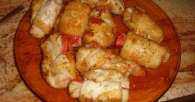 pollo   mariscos
