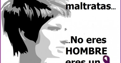 no a la violencia en contra la mujer
