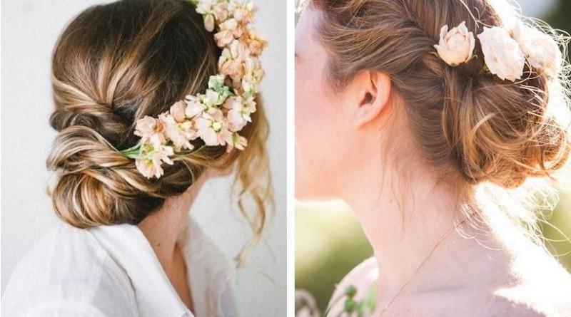 Revista de peinados para novias