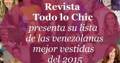 venezolanas mejor vestidas 2015