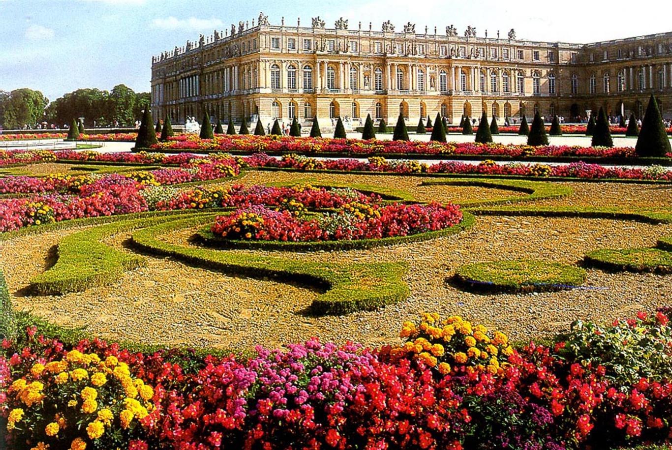 La maravilla de los jardines de Versalles