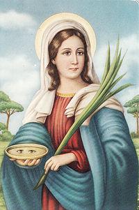 Día de Santa Lucía, la historia de esta santa