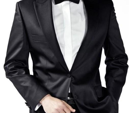 la elegancia del smokin
