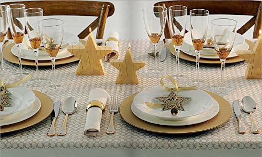 Mesa navidad corte ingles - Decoracion mesa navidad ...