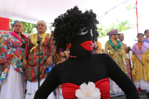 Resultado de imagen para carnaval venezuela negritas