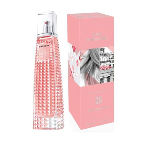 Lo chic de los perfumes Givenchy