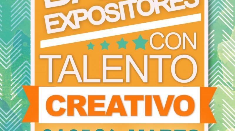 afiche baza expositores CT Tamaño Carta