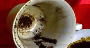 borra del cafe