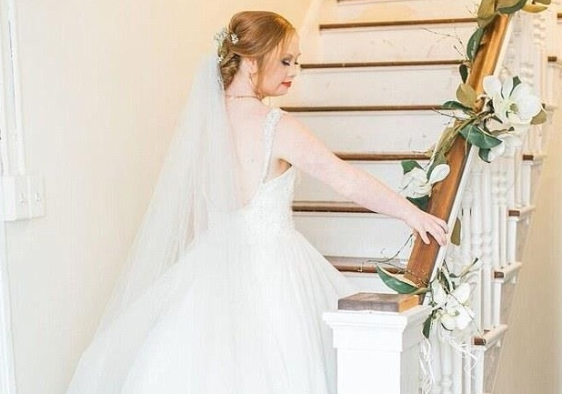Madeline Stuart, la reconocida modelo con síndrome de Down sorprende con una campaña de vestidos de novia