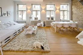 Muy originales ideas decorarando un loft con estilo