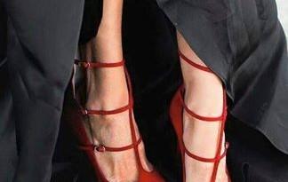 zapatoa rojos