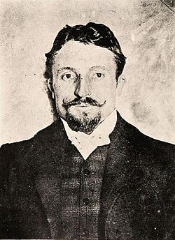 La muerte de Ernesto Lafontaine por el asesino en serie Émile Dubois