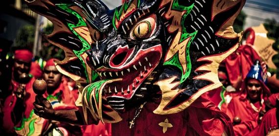 Diablos Danzantes de Yare, nuestro Patrimonio Cultural Inmaterial de la Humanidad