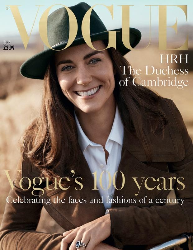 Kate Middleton será portada de revista por 1ra vez