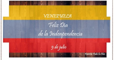 Independencia de Venezuela 5 de julio