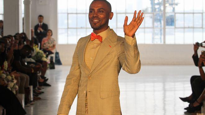 El diseñador colombiano Edwin D'Angelo, sensación en  Nueva York