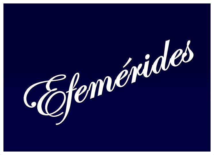 Efemérides del 5 de octubre
