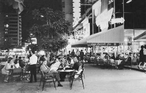 El Gran Café de Sabana Grande en Caracas