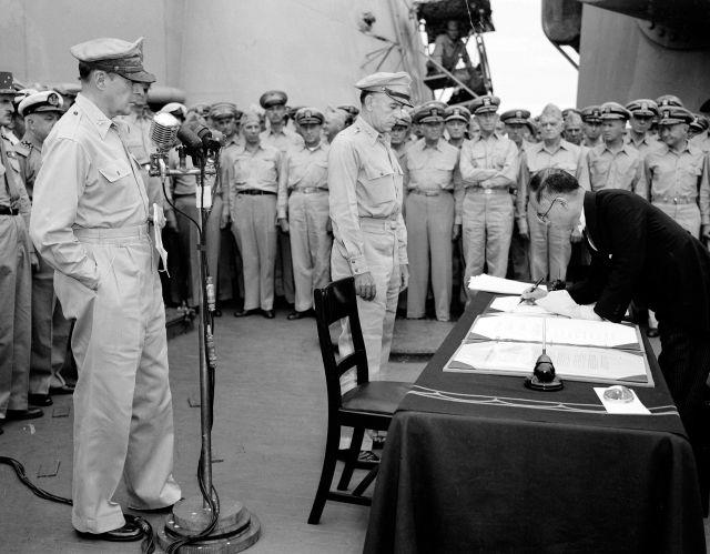 La rendición de Japón y el fin definitivo de la II Guerra Mundial