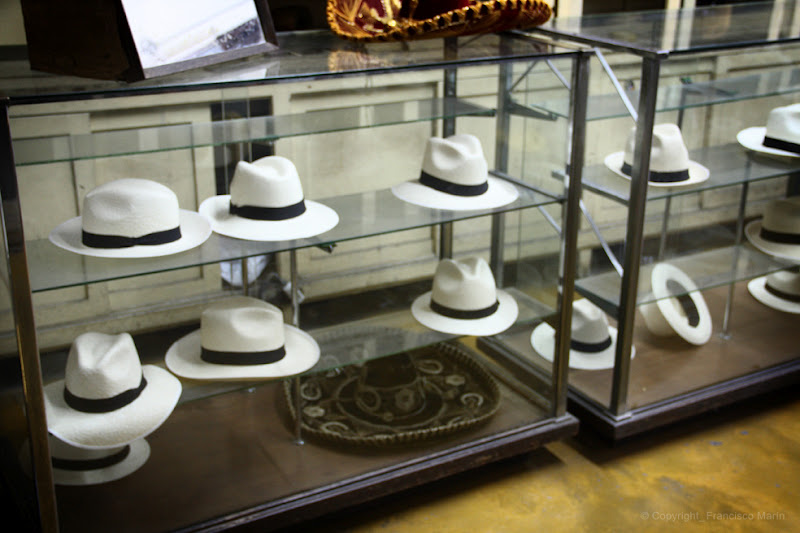 Tudela, sombrerería de tradición en la Caracas de siempre