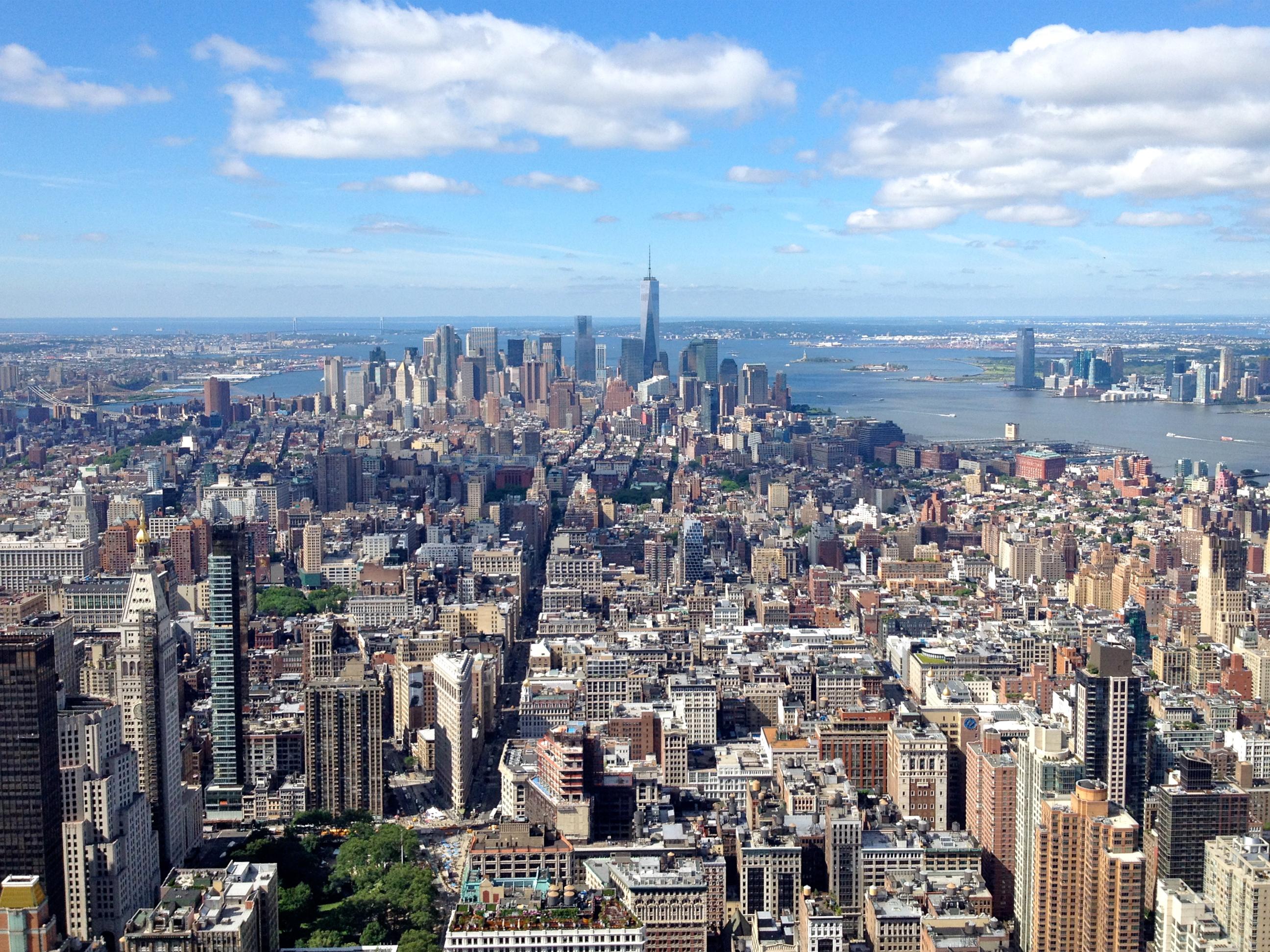 Cosas que hacer en un fin de semana en Manhattan