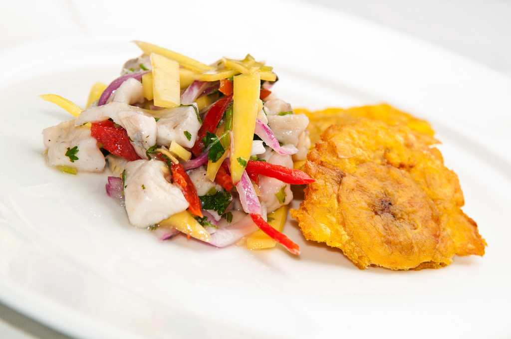 Chuao y Choroní saben a pasión, por el Chef Oscar Pérez + receta del Ceviche Choroní