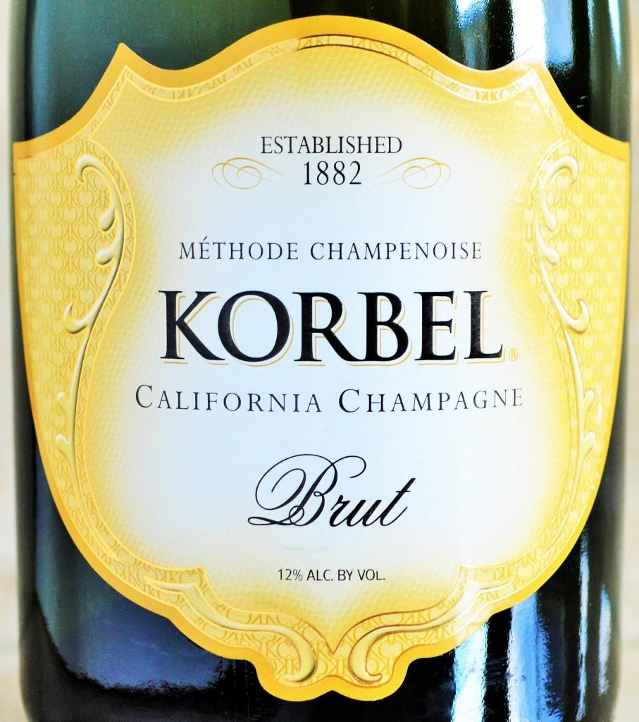 El champagne de los presidentes de los EEUU, Korbel, exquisito y chic
