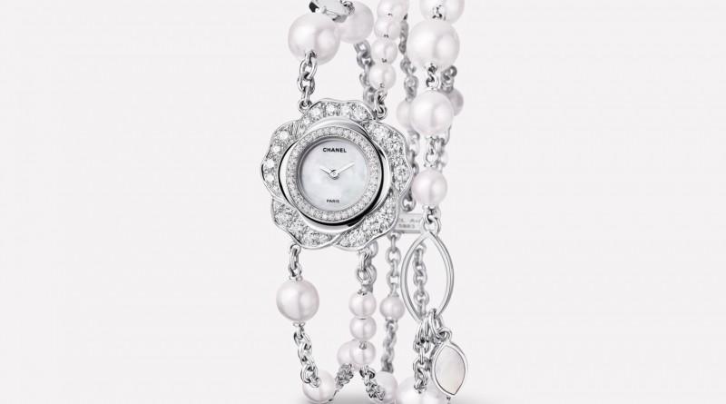 camelias reloj chanel 2017