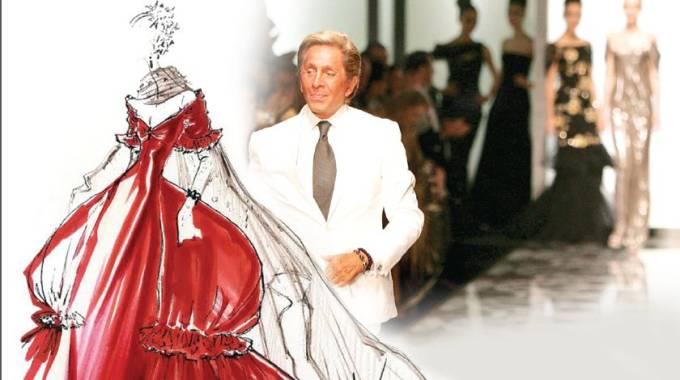 'La Traviata', chic de Valentino